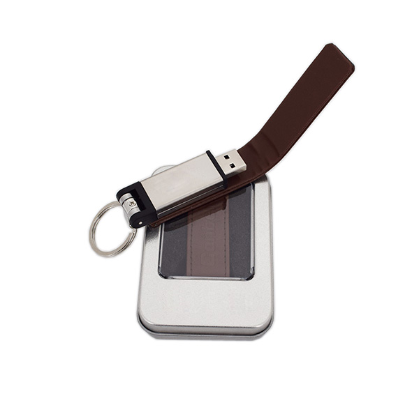 Wholesales Custom USB Flash Drive Leather USB Flash Drive 1GB 2GB 4GB 8GB 16GB 32GB 64GB USB